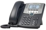 Cisco 12-Line IP Phone With Display, PoE and PC Port