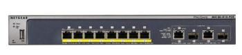 Netgear M4100-D10-POE L2+ Managed Switch 8-Port PoE 66W (FSM5210P)