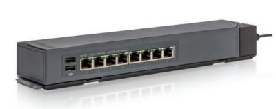 Netgear ProSafe Plus CLICK 8-Port Gigabit Switch 2xUSB Charging (GSS108E)