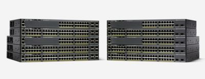 Cisco Catalyst 2960-XR 24 GigE, 2 x 10G SFP+, IP Lite
