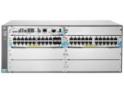 HP 5406R-44G-PoE+/4SFP (No PSU) v2 zl2 Switch (J9824A)