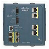 Cisco IE 3000 Switch 4 10/100, 2 T/SFP