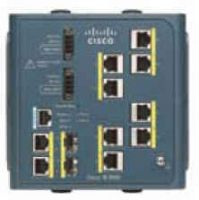Cisco IE 3000 Switch, 8 10/100, 2 T/SFP