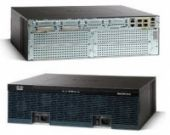 Cisco 3925 Voice Bundle, PVDM3-64, FL-CME-SRST-25, FL-CUBEE-25, UC License PAK